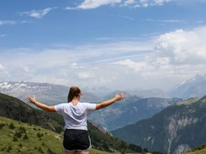 teen summer study abroad france-alps