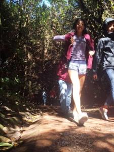 Poas Volcano Hike