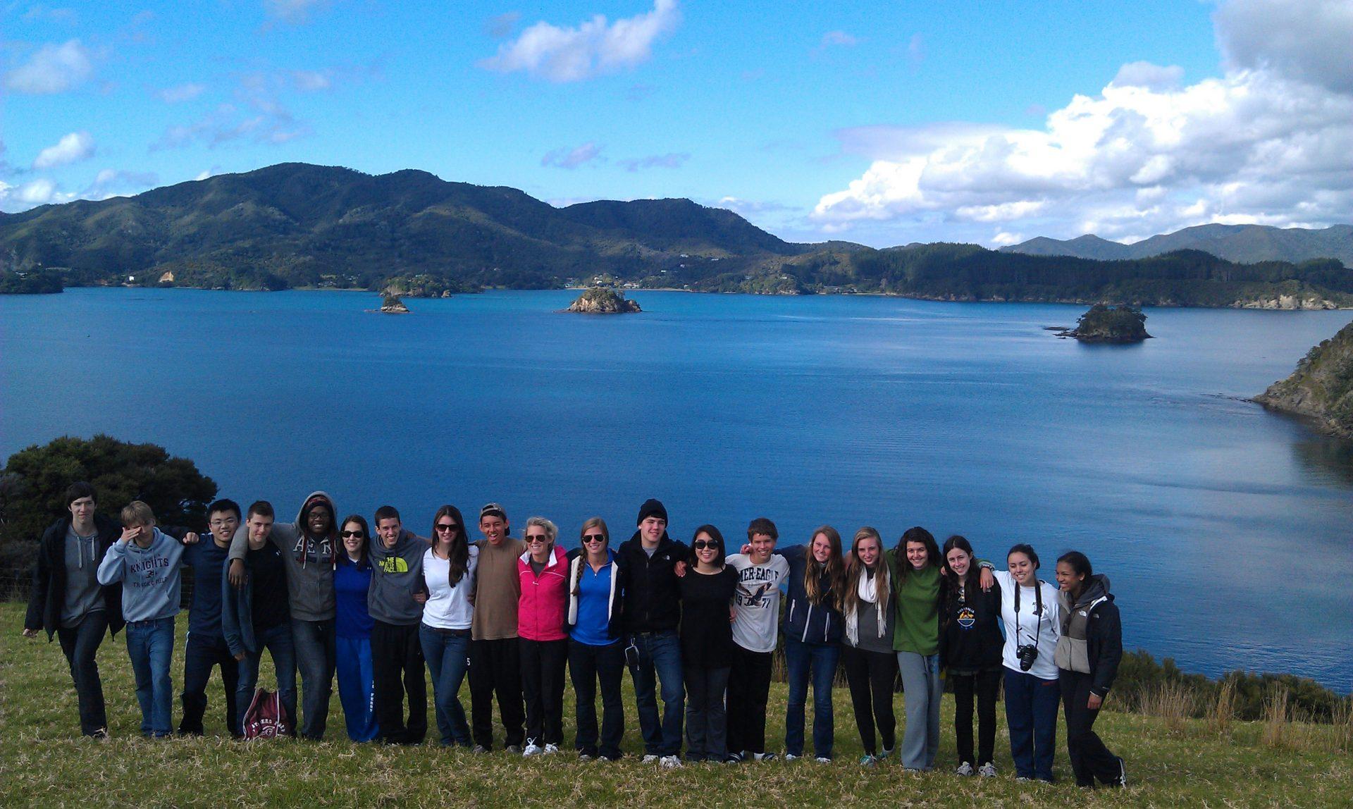 New Zealand Teen Summer Trip