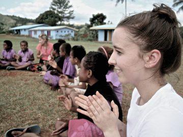 Fiji Community Service Trip