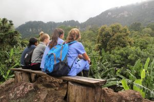 high school medical travel program- view