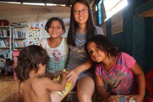 school group travel nicaragua