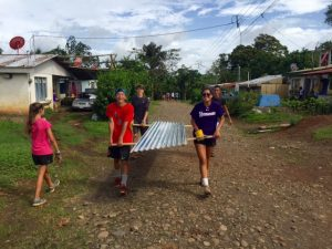 teen leadership program in costa rica