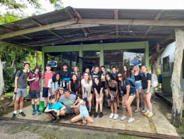teen travel in costa rica